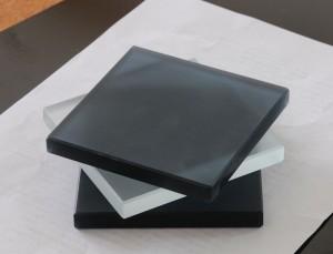 قیمت شیشه دوجداره ۵ میل ساده سکوریت اسپیسر۱۲[امید]