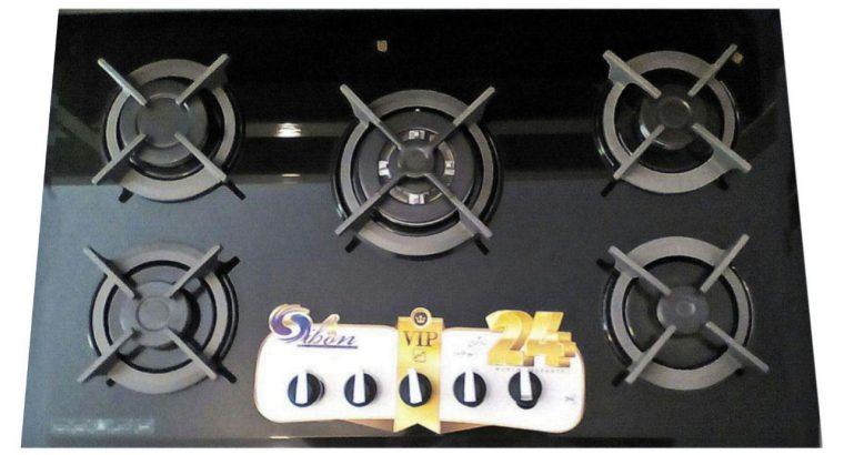 قیمت گاز رومیزی پنج شعله مدل G501 سیبن