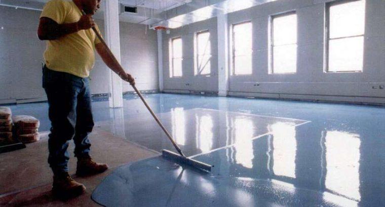 دستمزد اپوکسی کردن کف با مصالح درتهران – زعفرانی