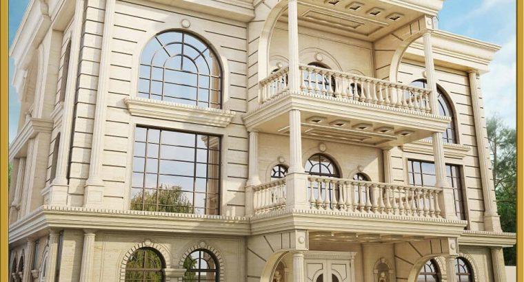 هزینه طراحی سه بعدی نمای ساختمان در مشهد – صمصام