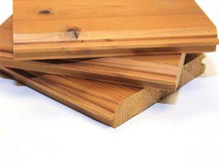 قیمت چوب ترموود SHP 10*92[ایروکو]
