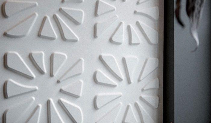 قیمت دیوارپوش چرمی سه بعدی با طرح Casper