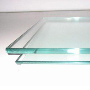 قیمت شیشه سکوریت ۱۰ میل سفید[جام تک]