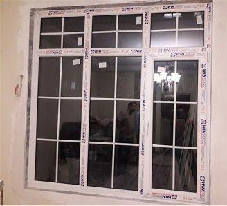 قیمت درب و پنجره دو و سه جداره[ماهان]