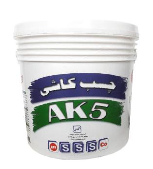 چسب کاشی شیمی ساختمان Ak5 خمیری[جهان چسب]
