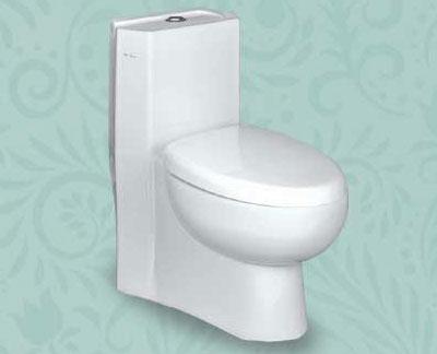 قیمت توالت فرنگی درجه۲ پارس سرام مدل رونیکا