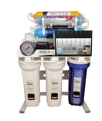 قیمت تصفیه آب خانگی آکوآاسپرینگ مدل RO-BRAIN-S157