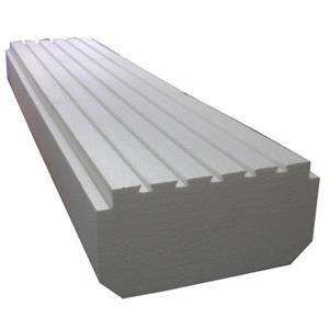 قیمت فوم سقفی تیرچه بلوک دانسیته ۶٫۵ ارتفاع۲۰ سانت