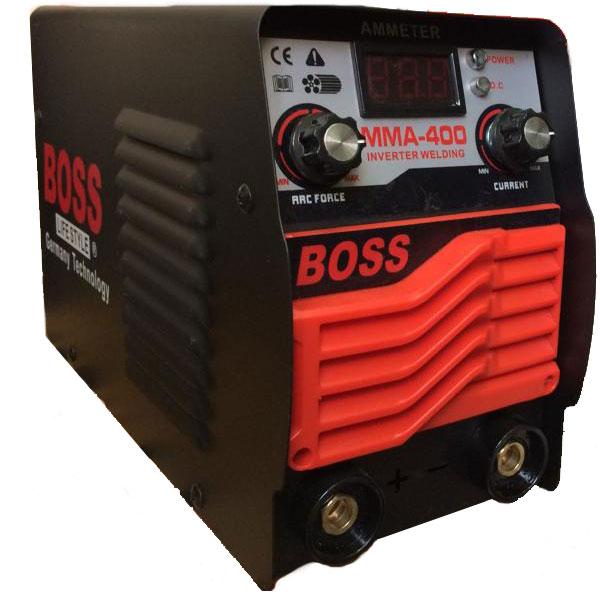 قیمت دستگاه جوش ۴۰۰ آمپر باس مدل MMA-400
