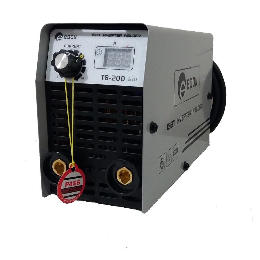 قیمت دستگاه جوش ۲۰۰ آمپر ادون مدل TB-200