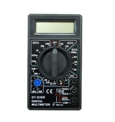 قیمت مولتی متر دیجیتال مدل DT-830D