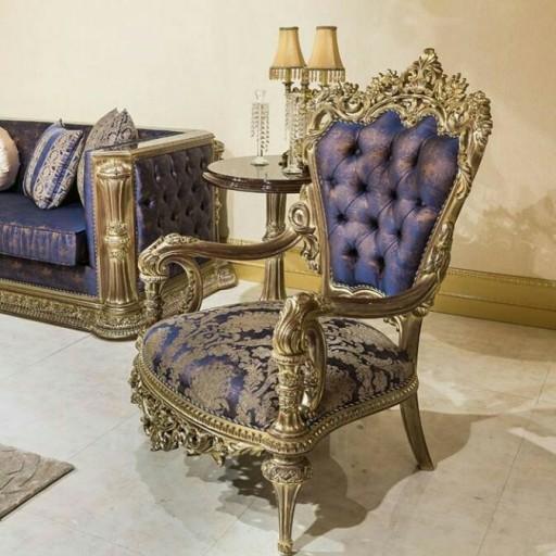 قیمت مبل استیل مدل سلطنتی