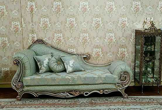 قیمت مبل استیل مدل رویال عرش سلطنتی
