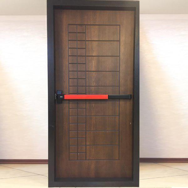 قیمت درب ضد حریق چوبی کد WFR07