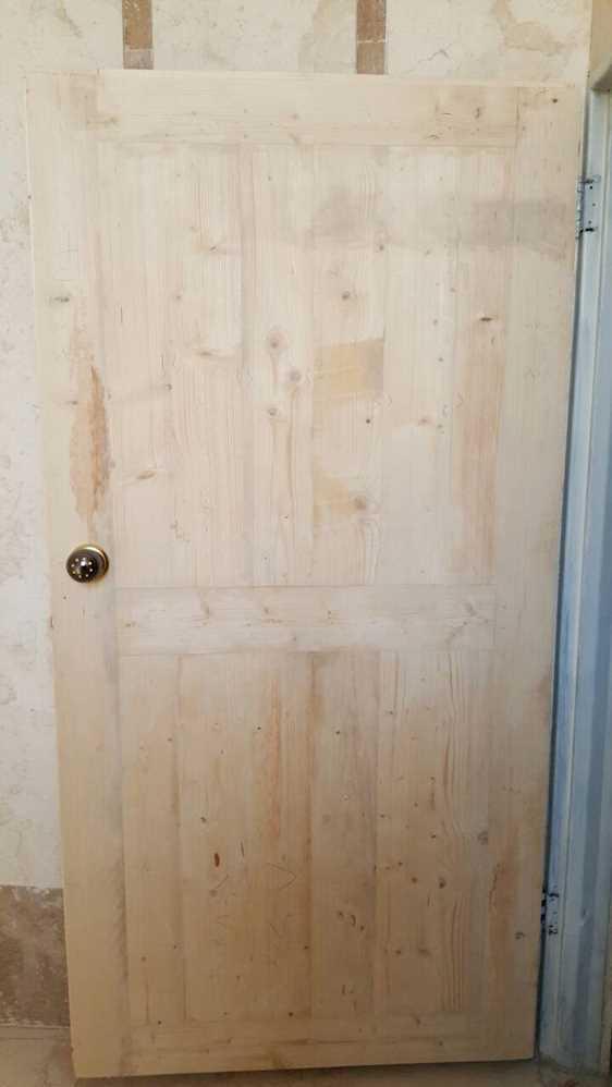 قیمت درب ضد حریق چوبی کد WFR01
