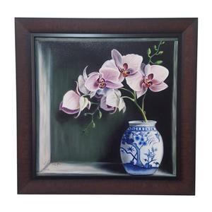 قیمت تابلو نقاشی رنگ روغن گالری شریف کد ۱۰۰۱ SH