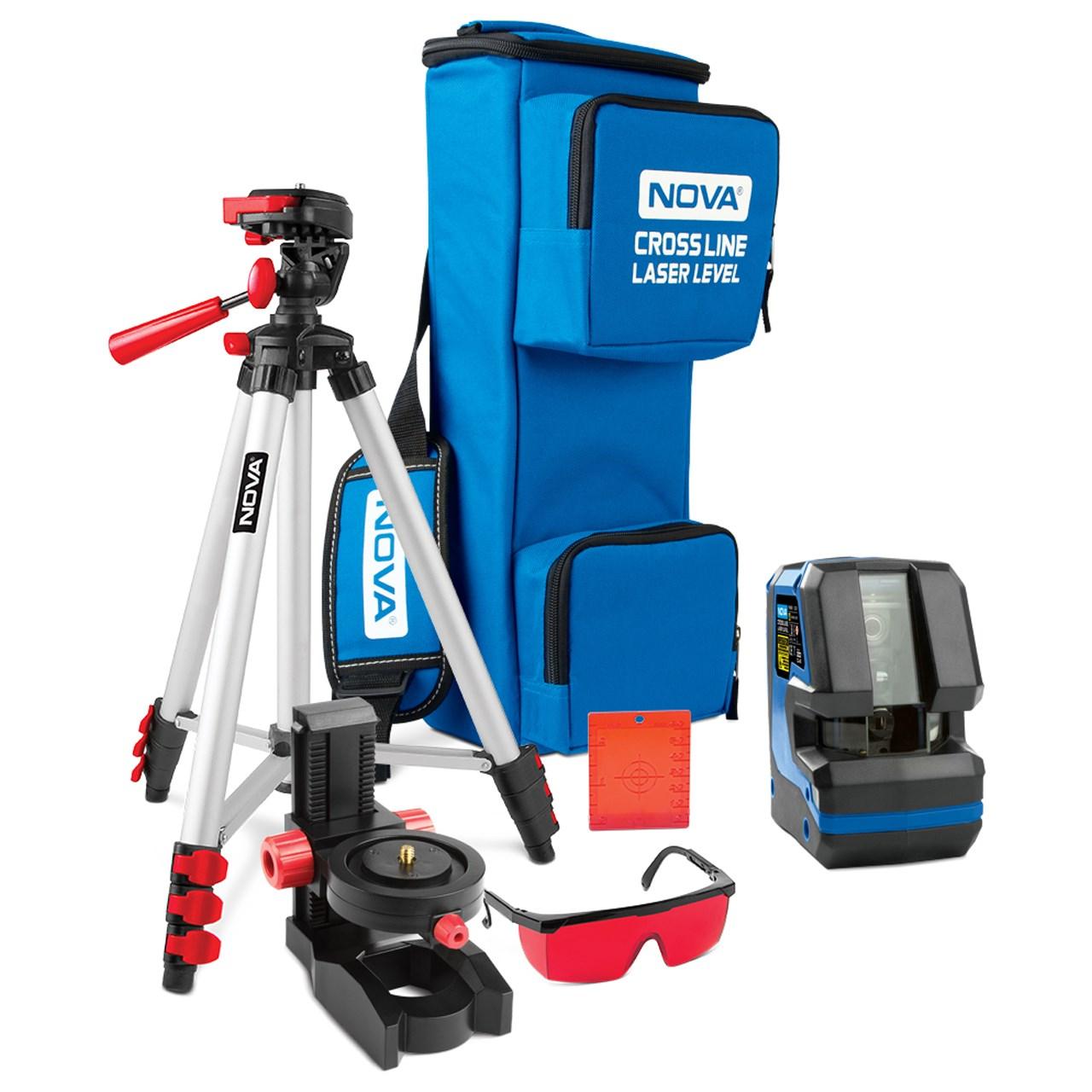 قیمت مجموعه تراز لیزری نووا مدل NTL-2662