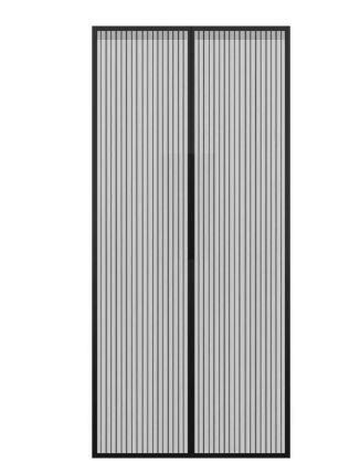 قیمت پرده توری مجیک مش کد mg6 سایز ۲۱۰×۱۰۰ سانتی