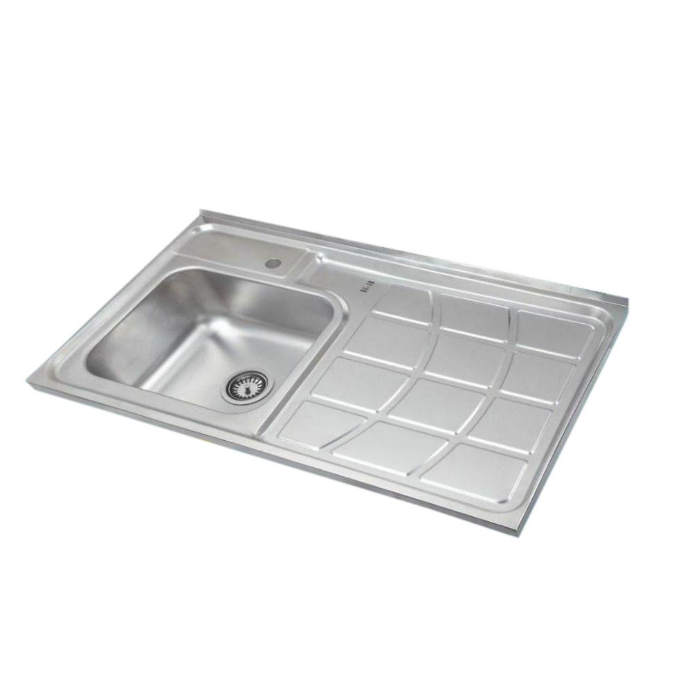 قیمت سینک ظرفشویی نگین الماس کد SA47 روکار