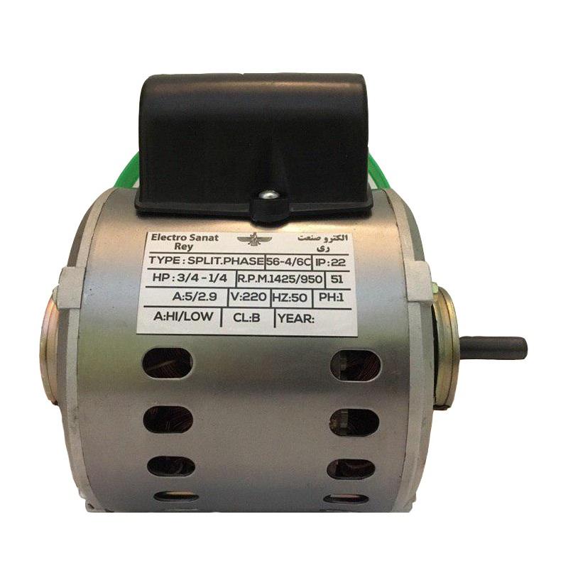 قیمت الکترو موتور کولر آبی الکتروصنعت ری مدل B 3/4