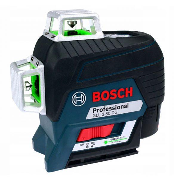قیمت تراز لیزری نور سبز بوش مدل GLL 3-80 CG L-BOXX