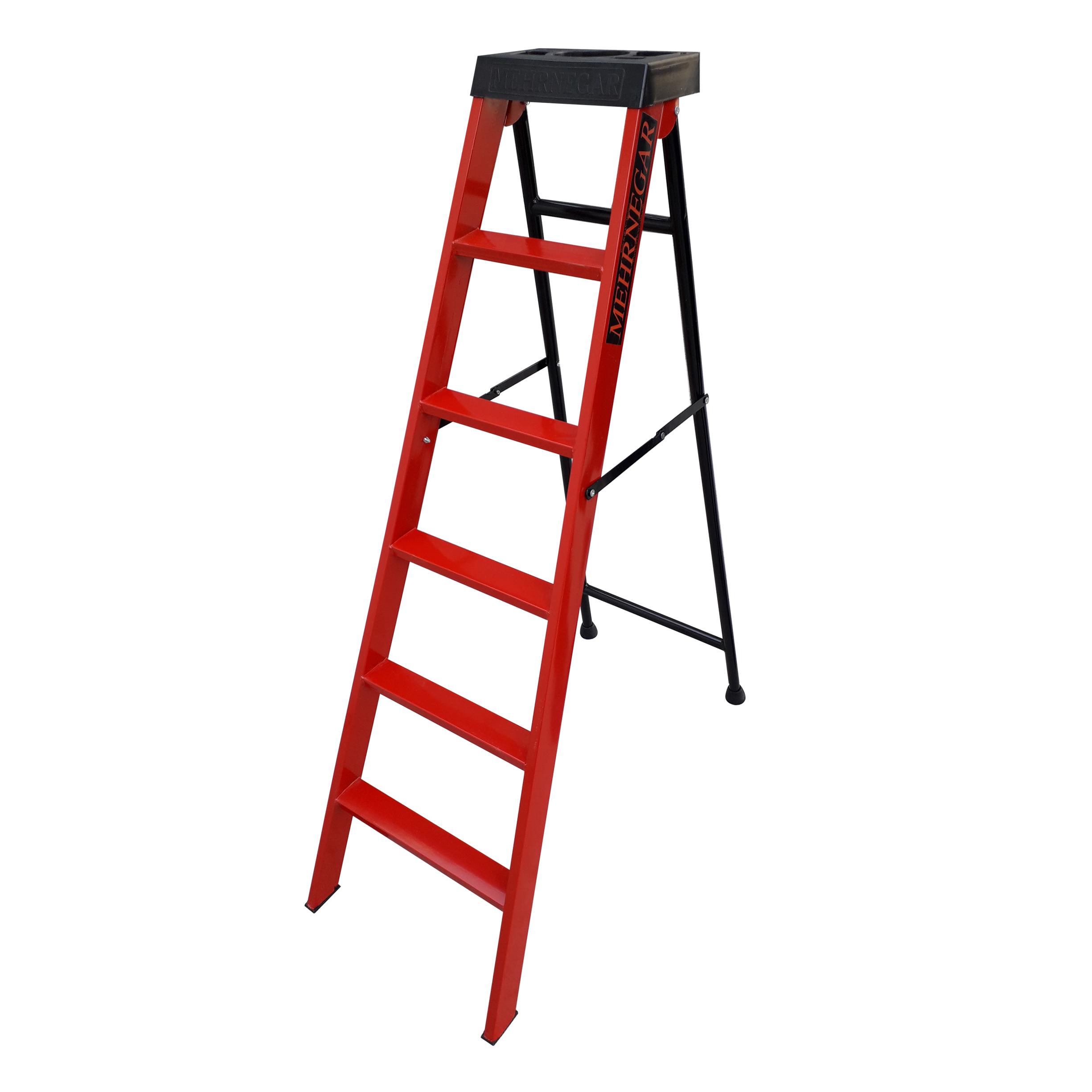 قیمت نردبان ۵ پله مهرنگار مدل DAMAVAND