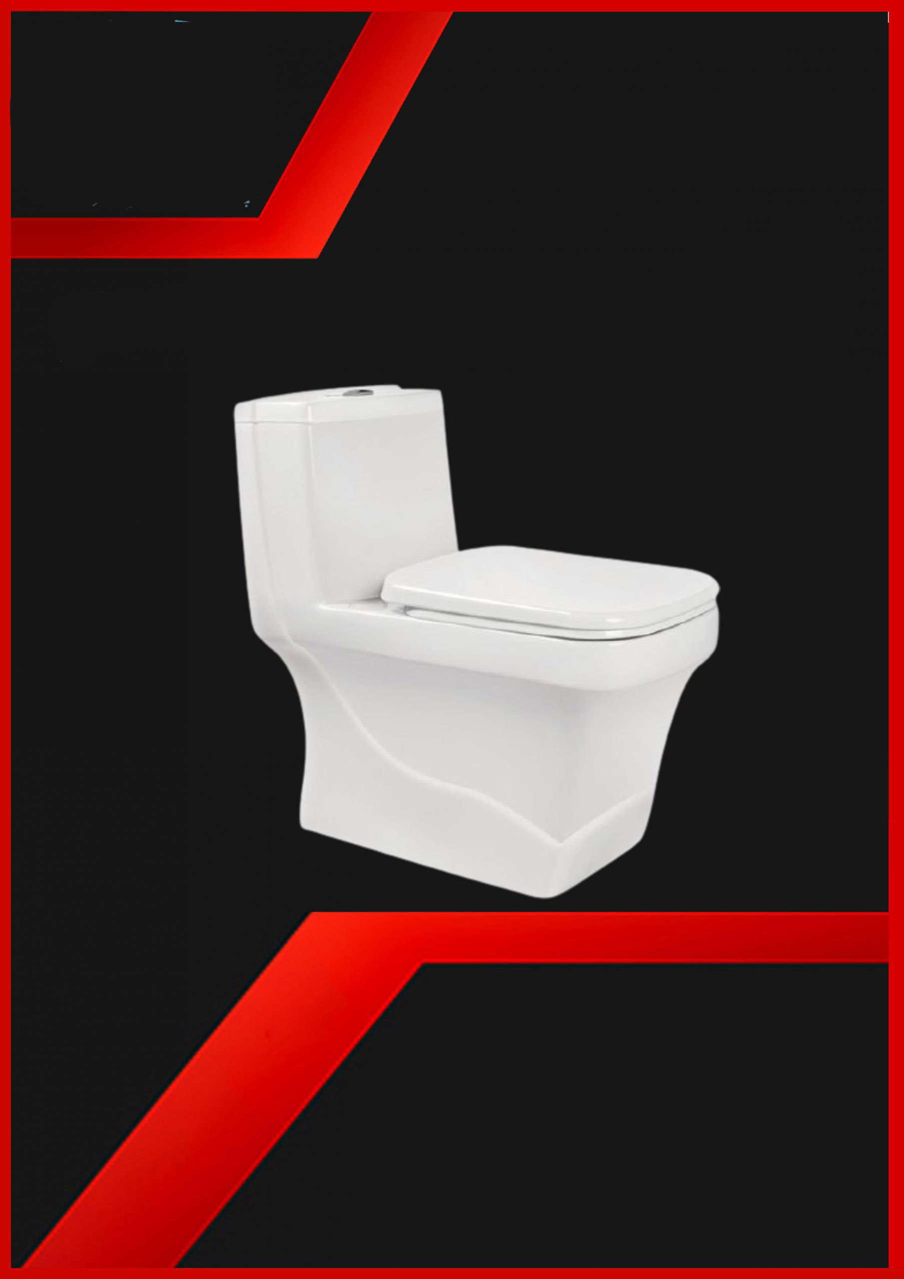 قیمت توالت فرنگی مروارید مدل کرون[جهان نما گستر]