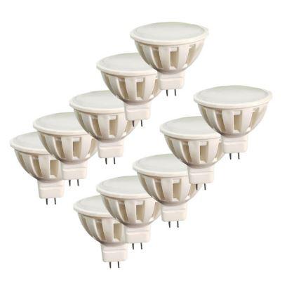 قیمت لامپ ال ای دی ۵ وات ZZ کد هالوژنی پایه GU5.3