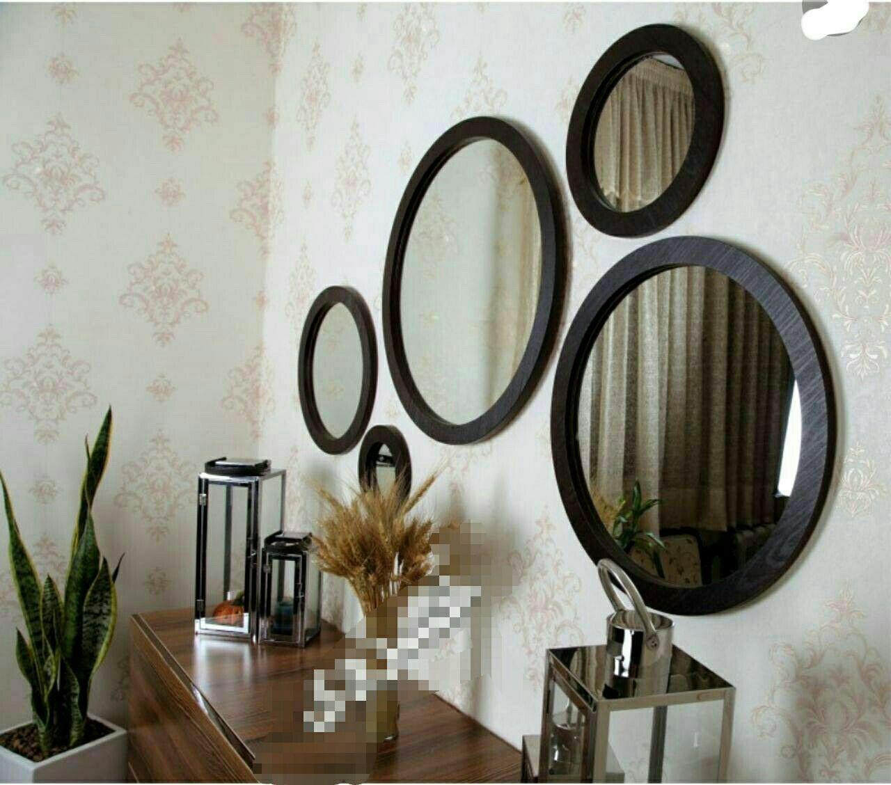 قیمت کد ۷-۱۰۹ آینه دکوراتیو ۵ تیکه