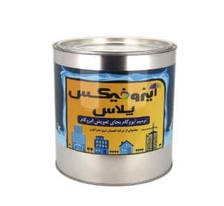 قیمت عایق رطوبتی ایزوفیکس پلاس کد ۰۴ وزن ۴ کیلوگرم