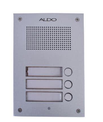 قیمت پنل درب بازکن صوتی آلدو مدل AL-3UD