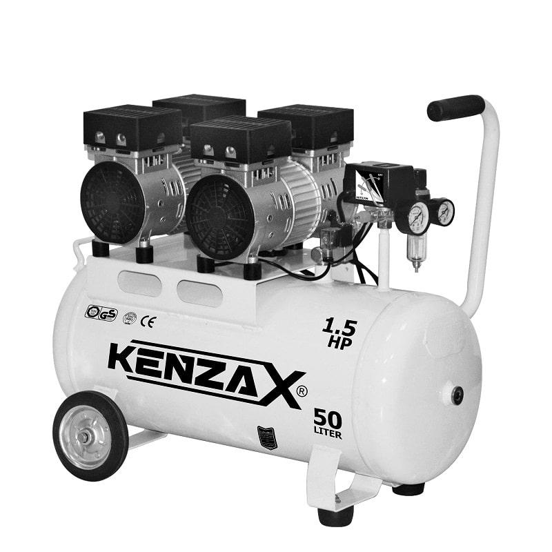 قیمت کمپرسور باد سایلنت کنزاکس مدل KACS-150