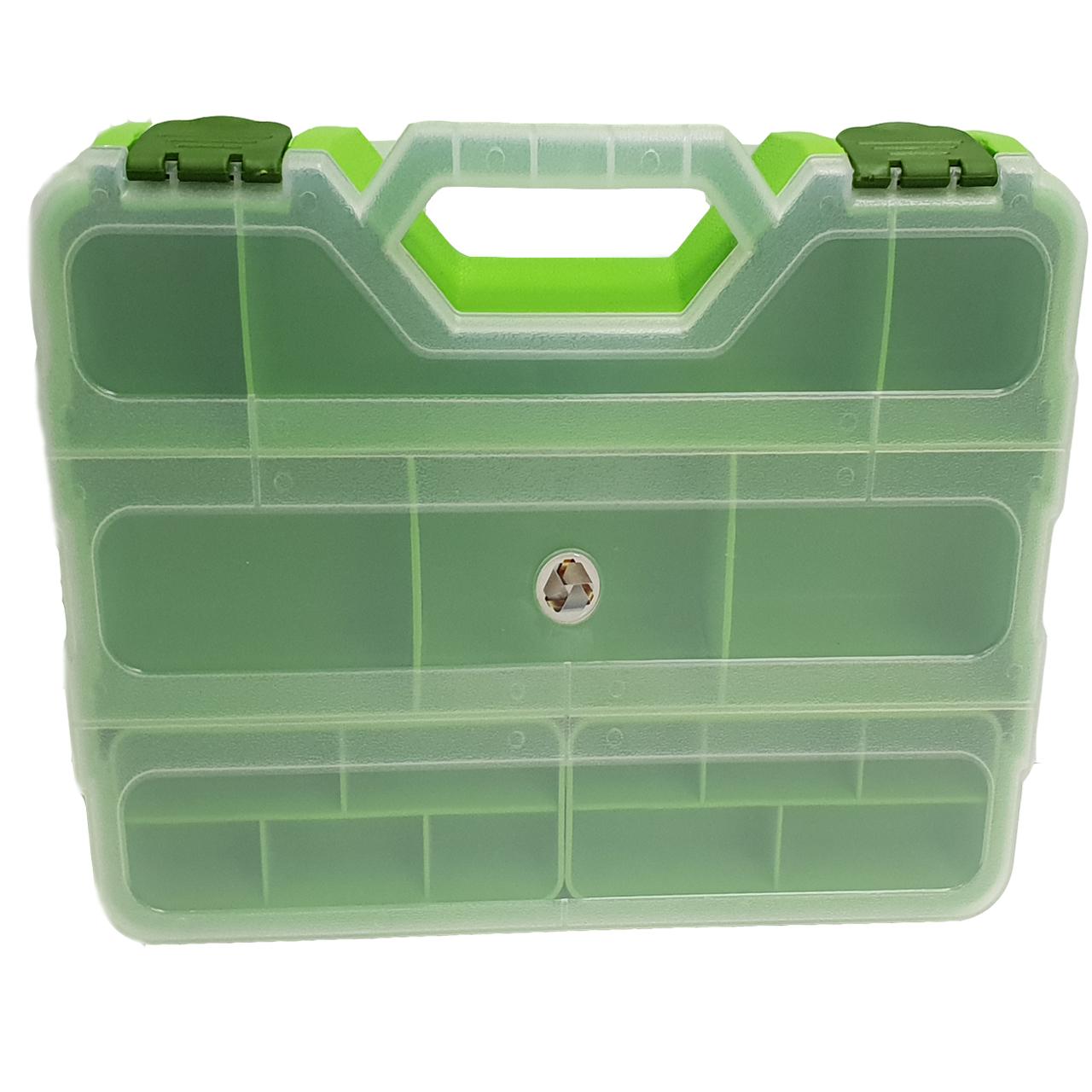قیمت جعبه ابزار ۲۱ محفظه مدل E10